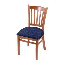 """3120 18"""" Chair with Medium Finish and Graph Anchor Seat"""
