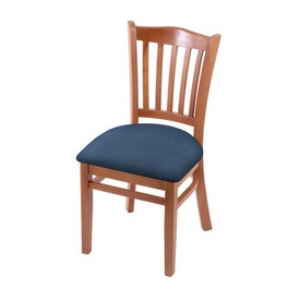 """3120 18"""" Chair with Medium Finish and Rein Bay Seat"""