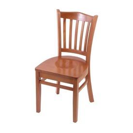 "3120 18"" Chair with Medium Finish and Medium Seat"