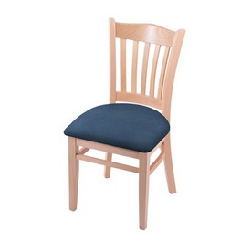 """3120 18"""" Chair with Natural Finish and Rein Bay Seat"""