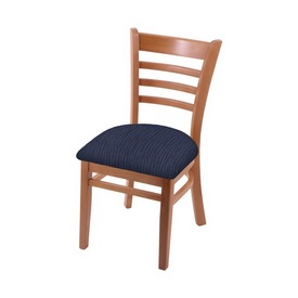 """3140 18"""" Chair with Medium Finish and Graph Anchor Seat"""