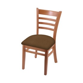 """3140 18"""" Chair with Medium Finish and Rein Thatch Seat"""