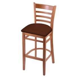 3140 Stool with Medium Finish and Rein Adobe Seat