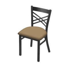 "620 Catalina 18"" Chair with Pewter Finish and Canter Sand Seat"