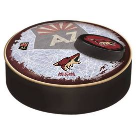 Arizona Coyotes Bar Stool Seat Cover By Holland Covers
