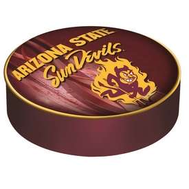 Arizona State Bar Stool Seat Cover with Sparky Logo By Holland Covers