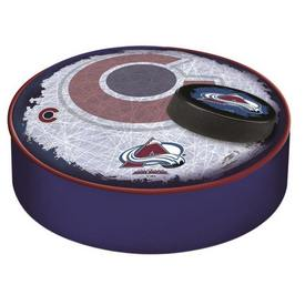 Colorado Avalanche Bar Stool Seat Cover By Holland Covers