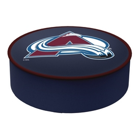 Colorado Avalanche Bar Stool Seat Cover By HBS