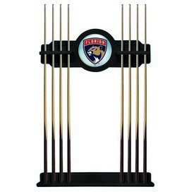 Florida Panthers Cue Rack by Holland Bar Stool