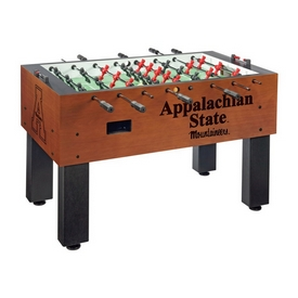 Appalachian State Foosball Table By Holland Bar Stool Co.