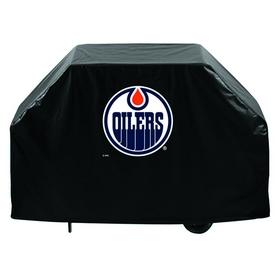 Edmonton Oilers Grill Cover By Hbs