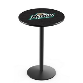 L214 - Bemidji State Pub Table by Holland Bar Stool Co.