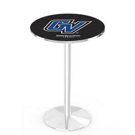 L214 - Grand Valley State Pub Table by Holland Bar Stool Co.