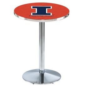 L214 - Illinois Pub Table by Holland Bar Stool Co.