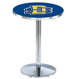 L214 - South Dakota State Pub Table by Holland Bar Stool Co.