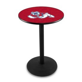 L214 - Fresno State Pub Table by Holland Bar Stool Co.