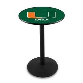 L214 - Miami (FL) Pub Table by Holland Bar Stool Co.
