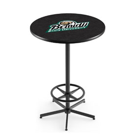 L216 - Bemidji State Pub Table by Holland Bar Stool Co.