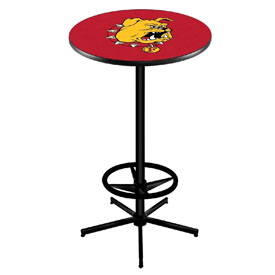 L216 - Ferris State Pub Table by Holland Bar Stool Co.
