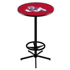L216 - Fresno State Pub Table by Holland Bar Stool Co.