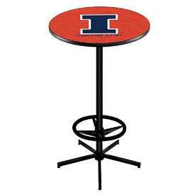 L216 - Illinois Pub Table by Holland Bar Stool Co.