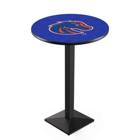 L217 - Boise State Pub Table by Holland Bar Stool Co.