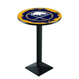 L217 - Buffalo Sabres Pub Table by Holland Bar Stool Co.