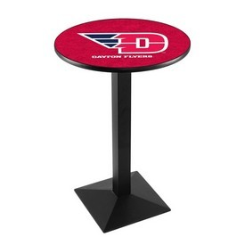 L217 - University of Dayton Pub Table by Holland Bar Stool Co.