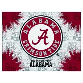 Alabama A Logo Canvas by Holland Bar Stool Company
