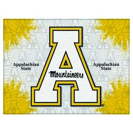 Appalachian State Logo Canvas by Holland Bar Stool Company