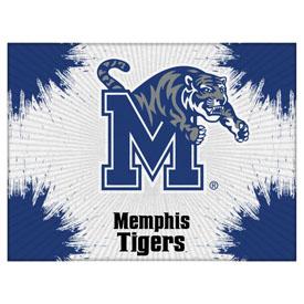 Memphis Logo Canvas by Holland Bar Stool Company