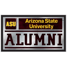 Arizona State Alumni Mirror by Holland Bar Stool Co.
