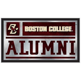 Boston College Alumni Mirror by Holland Bar Stool Co.