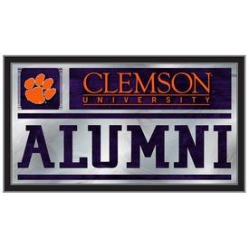 Clemson Alumni Mirror by Holland Bar Stool Co.