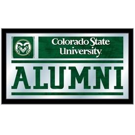 Colorado State Alumni Mirror by Holland Bar Stool Co.