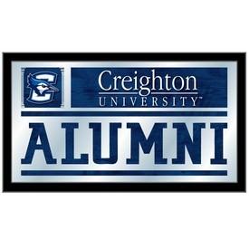 Creighton Alumni Mirror by Holland Bar Stool Co.