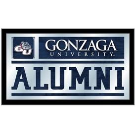 Gonzaga Alumni Mirror by Holland Bar Stool Co.