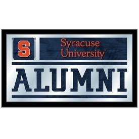 Syracuse Alumni Mirror by Holland Bar Stool Co.