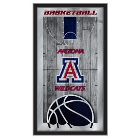 """Arizona 15"""" x 26"""" Basketball Mirror by Holland Bar Stool Company"""