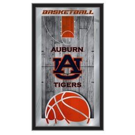 "Auburn 15"" x 26"" Basketball Mirror by Holland Bar Stool Company"