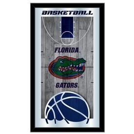 "Florida 15"" x 26"" Basketball Mirror by Holland Bar Stool Company"