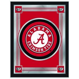 "Alabama 17"" x 22"" Logo Mirror by Holland Bar Stool Company (""A"" Logo)"