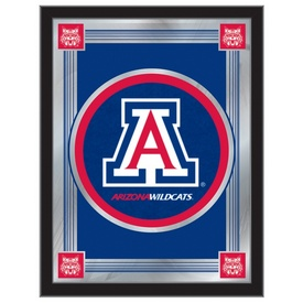 "Arizona 17"" x 22"" Logo Mirror by Holland Bar Stool Company"