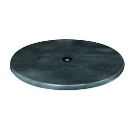 """30"""" Diameter, Indoor/Outdoor All-Season EnduroTop Table Top with Umbrella Hole by the Holland Bar Stool Co."""