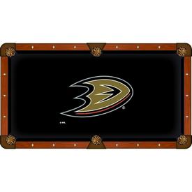 Anaheim Ducks Pool Table Cloth by HBS