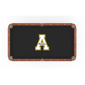 Appalachian State Pool Table Cloth by HBS
