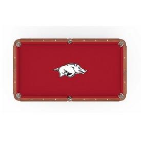 Arkansas Pool Table Cloth by HBS