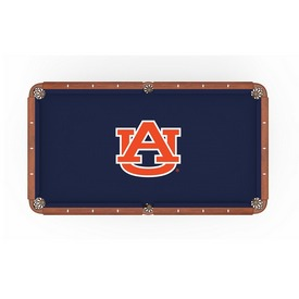 Auburn Pool Table Cloth by HBS