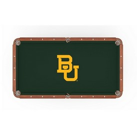 Baylor Pool Table Cloth by HBS