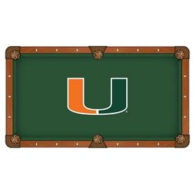 Miami (FL) Pool Table Cloth by HBS